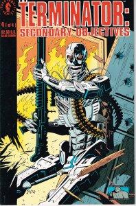 Terminator: Secondary Objectives #4 (1991)