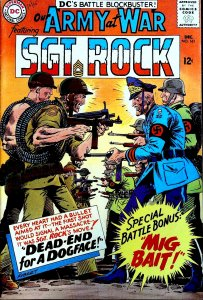 Our Army at War #161 (1965)