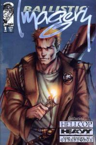 Ballistic Imagery #1 VF/NM; Image | save on shipping - details inside