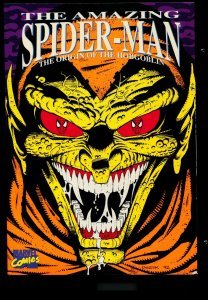 Amazing Spider-Man: The Origin Of The Hobgoblin-Roger Stern-TPB-trade
