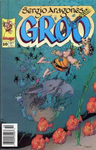 Groo (Image) #10 VF/NM; Image   save on shipping - details inside