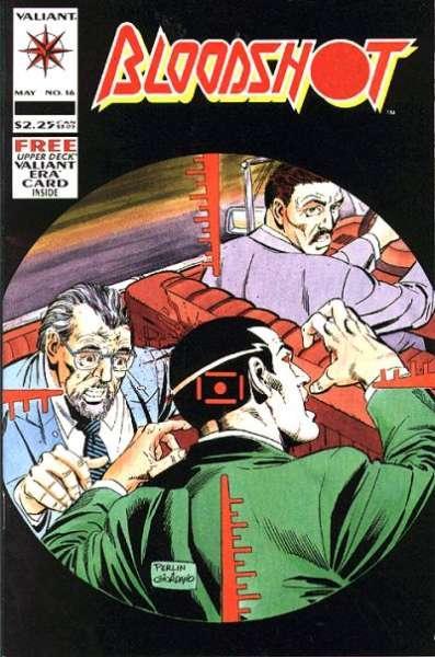 Bloodshot (1993 series) #16, NM (Stock photo)