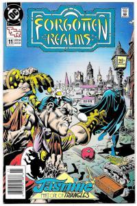 Forgotten Realms #11 (DC, 1990) FN