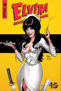 Elvira Mistress Of The Dark #10 Cvr C Royle (Dynamite, 2019) NM