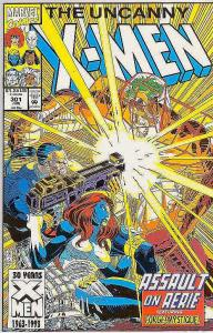 X-Men #301 (Jun-93) NM+ Super-High-Grade X-Men