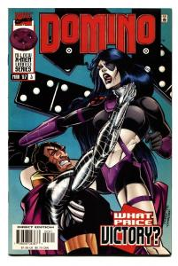 Domino #3-1997-Marvel-Third issue-comic book-High Grade