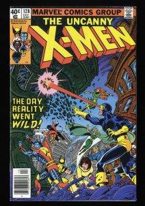 X-Men #128 VF 8.0 Marvel Comics