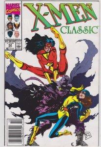 X-Men Classic #52