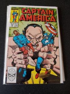 Captain America #338 (1988)