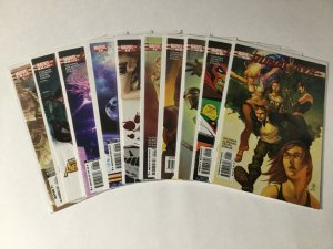 Runaways 1-30 Lot Set Run Nm Near Mint 19-21 Signed By Mike Vorton Marvel