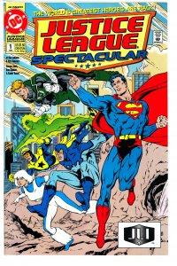 Justice League Spectacular #1 (1992)