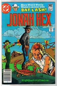JONAH HEX #52, FN+, Rescue, De Zuniga, Dick Ayers, 1977, more in store