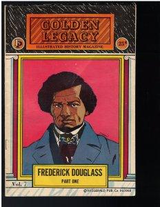 Golden Legacy #7 (Fitzgerald Publishing, 1969)