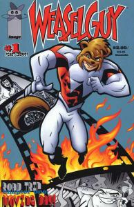 Weasel Guy: Road Trip #1 VF/NM; Image | save on shipping - details inside