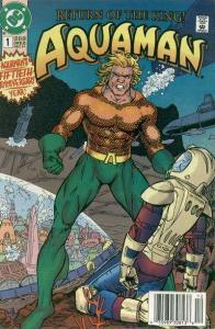 Aquaman (1991 series) #1, NM (Stock photo)
