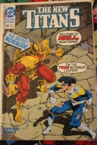New Teen Titans 82 NM