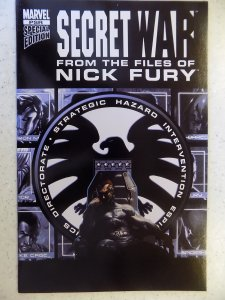 Secret War: From the Files of Nick Fury #1 (2005)