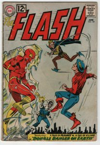 Silver Age Flash Comics #129 Golden Age Flash Appearance 1962