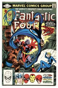 Fantastic Four #242 comic book 1982 Terrax issue Marvel