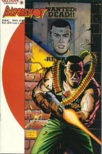 Bloodshot (1993 series) #22, VF+ (Stock photo)