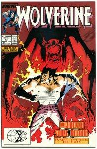 WOLVERINE #13, NM+, Buscema, 1988, X-men, Bill Sienkiewicz, more in store