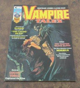 Vampire Tales #6 VF- 1974 Horror Magazine Lilith Daughter of Dracula Dark Shadow
