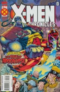 X-Men Chronicles (Marvel) #2 VF/NM; Marvel | save on shipping - details inside