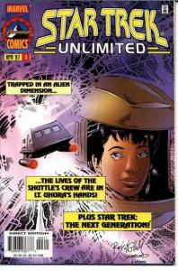 Star Trek Unlimited #3, NM (Stock photo)