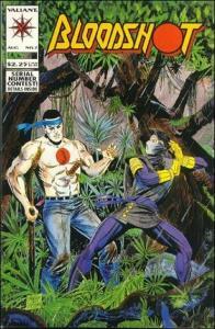 Valiant BLOODSHOT (1993 Series) #7 FN/VF