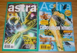 Astro City: Astra Special #1-2 VF/NM complete series - kurt busiek - alex ross