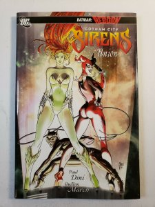 GOTHAM CITY SIRENS UNION HARD COVER GRAPHIC NOVEL NEW CONDITION HARLEY QUINN
