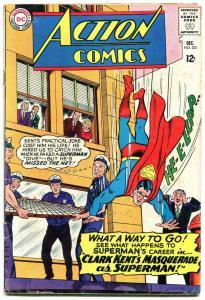 Action Comics #331 1965- Superman- -DC Silver Age G/VG