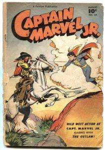 Captain Marvel Jr #63 1948- Golden Age low grade