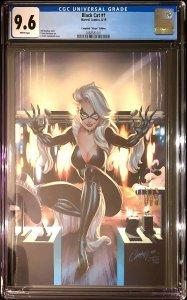 Black Cat #1K: Rare Virgin Variant Cover