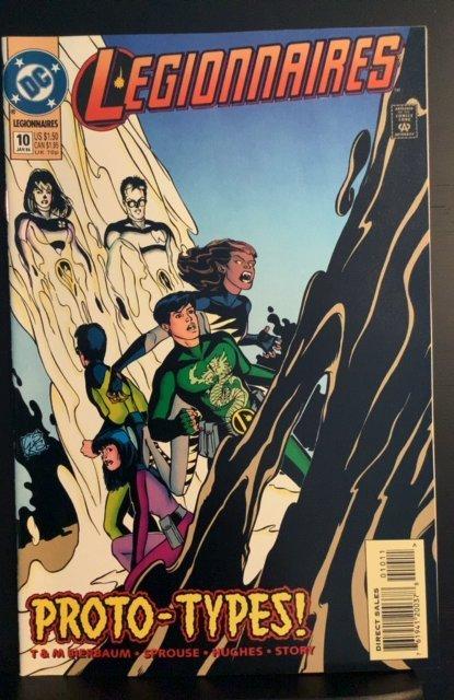 Legionnaires #10 (1994)