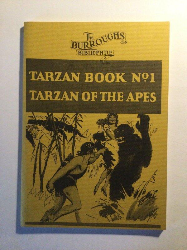 Tarzan Book no1 Tarzan of the Apes Near mint nm House of Greystoke