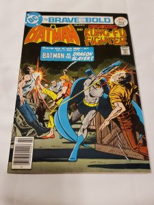 Brave and the Bold 132 VF Cover by Jim Aparo