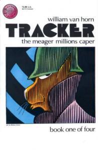 Tracker (1988 series) #1, NM + (Stock photo)