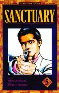 Sanctuary (1993 series) #5, VF+ (Stock photo)