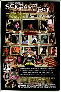 Florida Super Con  Convention Program 5/2008-guest and event info-VF