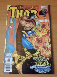 The Mighty Thor #8 ~ NEAR MINT NM ~ 1999 MARVEL COMICS