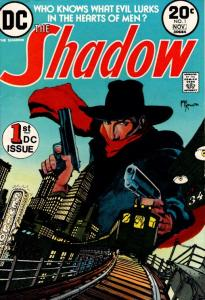 THE SHADOW #1 (KALUTA) FINE CONDITION $12.00