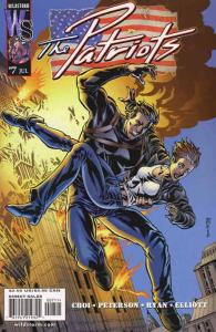 Patriots, The #7 VF/NM; WildStorm | save on shipping - details inside