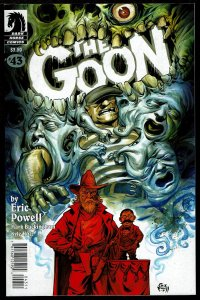 The Goon #43  (Nov 2012, Dark Horse)  9.0 VF/NM