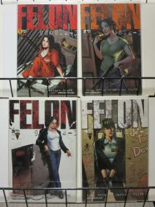 FELON (2001 IM) 1-4  complete story