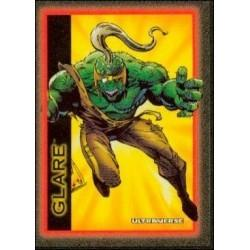 1993 Skybox Ultraverse: Series 1 GLARE #69