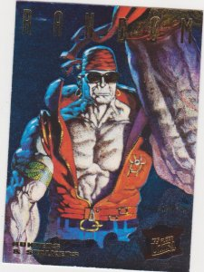 1995 Fleer Ultra X-Men Hunters & Stalkers #4 Random