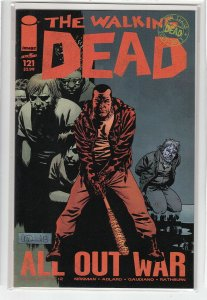 WALKING DEAD (2003 IMAGE) #121 NM