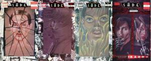 SADE (1995 BISHOP) 0-2,Special  COMPLETE + RAZOR!!!