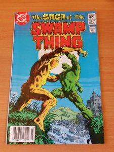 The Saga of Swamp Thing #11 ~ NEAR MINT NM  ~ 1983 DC COMICS